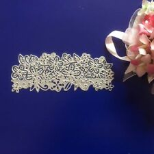 Metal Die Cutter Handmade Wedding Invitations Envelope Border Cutting Die A1329