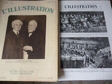 ILLUSTRATION 1933 4690 NOTRE DAME DE PARIS CITE U LUCON PHILIPPINES CASA VIEJAS