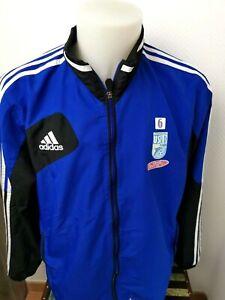 superbe veste de football DUNKERQUE  ADIDAS porté 2011/2012