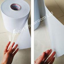 Hotfix Rhinestone Iron on Transfer Paper Mylar Acrylic Silicone Tape 24/28/32cm