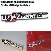 Metal NEW  EST. 1914 100th Anniversary Edition Emblem Badge fit all cars