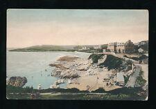 Wales Glamorgan Swansea Mumbles LANGLAND Bay and Hotel 1906 PPC by Frith