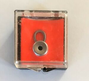 1962 Schafer Products Wonder Button Coldwater MI Box Insert Collar Extender