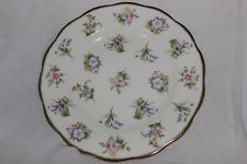 Desert Plate Royal Albert 1920's Spring Meadow Design