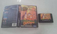 Bubsy Sega Mega Drive Game Boxed PAL Version