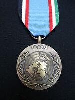 BRITISH ARMY,PARA,SAS,RAF,RM,SBS - UN Military F/S Medal & Ribbon - IRAN/IRAQ
