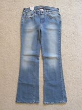 New with Tags Women's/Junior's Outlooks Denim Ryan Flare Blue Jeans Size 0 Reg.