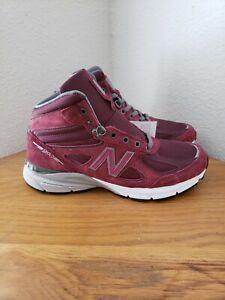 New Balance Men's Red 9 Men's US Shoe