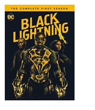 New Sealed Black Lightning - The Complete First Season DVD 1