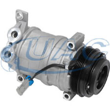 new omega ac compressor install kit 10869-am hu6 delphi style 1 bolt hose hookup
