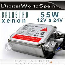 BALASTRO DIGITAL DE XENON DE 55W VALIDO PARA 12V o 24V.ENVIO GRATIS EN 24H