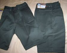 WRANGLER jeans Bermuda Verde Militare pantalone corto
