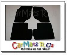 ROVER 200/25 95-03 TAILORED CAR MATS BLACK C415