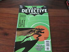 BATMAN  DETECTIVE COMICS  N° 786    --  NOV. 2003