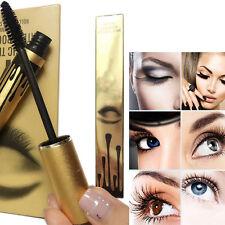 Lady Waterproof Black Lash Extension Mascara Long Curling Eyelash Cosmetic Hot