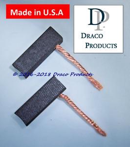 Fix Toro® Super (*Old 51552 - 51592) Toro® Ultra(51599 - 51619) Carbon Brush Set