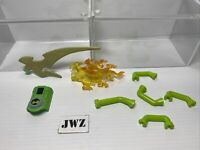 BEN 10 - BANDAI - Action Figures Kevin 11 wing - BUNDLE - 16
