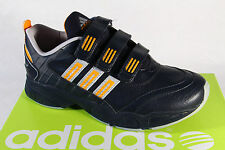 Adidas Sport Shoes Running Shoes all-Round Black/Orange New