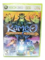 Kameo: Elements of Power Microsoft Xbox 360 X360 Game NEW Sealed