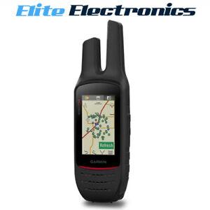 GARMIN RINO 750 RUGGED HANDHELD TWO-WAY RADIO & GPS NAVIGATOR