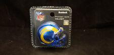 Los Angeles Rams 2020 New Clam Shell Pocket Pro Helmet Riddell