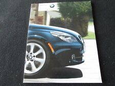 2008 BMW 5 Series Catalog 528i 528xi 535i 535xi 550i E60 Brochure 528 535 550 i