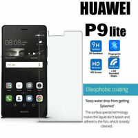 100% Genuine Tempered Glass Film Screen Protector for Huawei P9 Lite