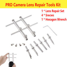 Universal Camera Lens Repair Tools Kit Spanner Wrench Screws Open Tools 0-130 mm