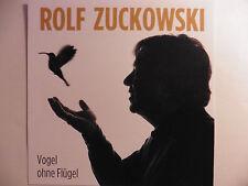Rolf Zuckowski   Vogel ohne Flügel   Promo Maxi - CD   1 Track   2012   rar!!!!!