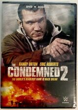 The Condemned 2 (Randy Orton, Eric Roberts) DVD Brand New - Sealed