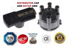 Para Nissan 2.4 240K 2.8 280ZX S130 Laurel HORIZONTE Tapa Del Distribuidor + Brazo Del Rotor