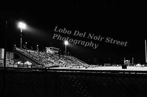"2019 Photograph  Night High School Football Stadium   6 1/2"" x 10"""