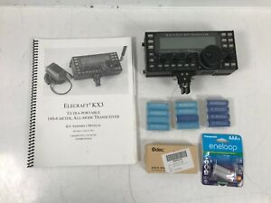 Complete ELECRAFT KX3 Transceiver