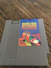 Solar Jetman: Hunt for the Golden Warpship Original Nintendo NES Game Cart NE2