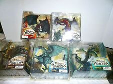 McFarlanes Dragons Series 2 Set