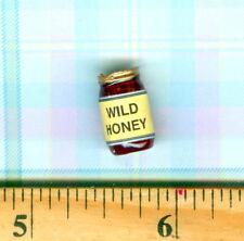 Dollhouse Miniature Size Wild Honey Jar