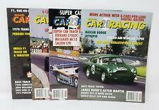 Model Car Racing Magazine Lot Issues 20, 21, 22 & 23 2005