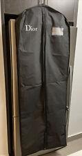 "Authentic DIOR Garment Bag Travel Clothing Dress Jacket Bag 66"" Long"