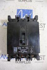 Fb3070L Westinghouse Fb 70 amp 3 pole 600 volt Circuit Breaker Tested*
