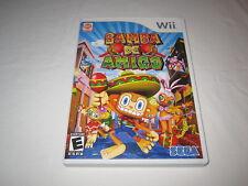 Samba De Amigo (Nintendo Wii) Complete LN Perfect Mint!