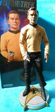 Sideshow fortement Trek James T. Kirk William Shatner 1/4 Scale LTD. EDITION 1000 pc