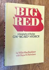 "Mississippi, Prohibition, Bootleggers, ""Big Red,"" G.W. Hydrick, Biography"