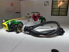 Lotus 7 Caterham Jaeger OEM Smiths Speedo Speedometer Trip Reset Cable 71174