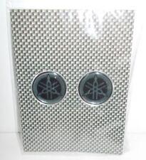 ADESIVO YAMAHA DIAPASON D.30 3D LOGO COPPIA ADESIVI STEMMA STICKERS