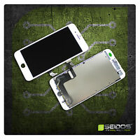 Display LCD für iPhone 8 PLUS 5.5 mit RETINA Glas Scheibe Komplett Front WEISS