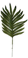 "12 Palm Leaf Leaves 16"" Tall Filler Greenery Silk Tropical Flowers Centerpieces"