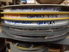 16mm Film Riders of Death Valley (1941) Complete 15 Chapter Serial Buck Jones PD