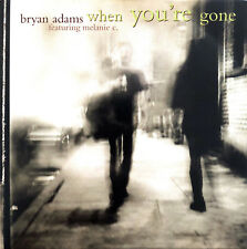 Bryan Adams Featuring Melanie C. CD Single When You're Gone - Europe (VG+/EX+)