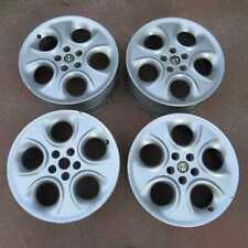 Set 4 cerchi lega 17X7,5J 5X108 ET41 Alfa Romeo 166 Mk1 98-03 (45374 84-6-A-1)