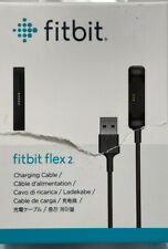 Fitbit Flex 2 Charging Cable Genuine Fitbit Black New